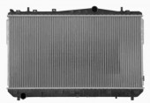 Nrf 53150 Радиатор охлаждения двигателя Lacetti 1.8