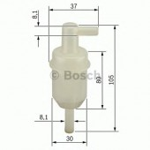 Bosch 0 450 904 077 фильтр топливный