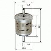 Bosch 0 450 905 273 фильтр топливный