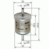 Bosch 0 450 905 316 фильтр топливный