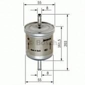 Bosch 0 450 905 901 фильтр топливный