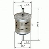 Bosch 0 450 905 969 фильтр топливный