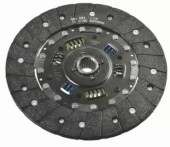 Sachs 1862 348 031 Ведомый диск сцепления FORD TRANSIT 2.5DI 91-