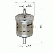 Bosch 0 450 905 985 фильтр топливный