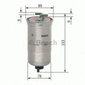 Bosch 0 450 906 172 фильтр топливный