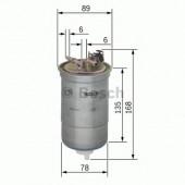 Bosch 0 450 906 261 фильтр топливный