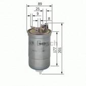 Bosch 0 450 906 295 фильтр топливный