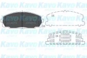 KAVO PARTS KBP-9002 Тормозные колодки дисковые