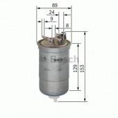 Bosch 0 450 906 334 фильтр топливный