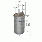 Bosch 0 450 906 374 фильтр топливный