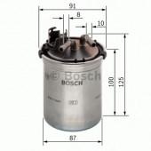 Bosch 0 450 906 426 фильтр топливный