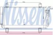 NISSENS 940032 Радиатор кондиционера