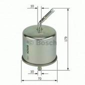 Bosch 0 986 450 102 фильтр топливный