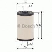 Bosch 1457431158 фильтр топливный