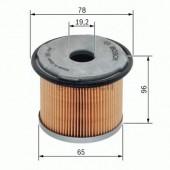 Bosch 1457431720 фильтр топливный