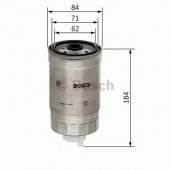 Bosch 1457434187 фильтр топливный