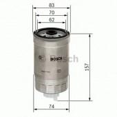 Bosch 1457434194 фильтр топливный