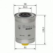 Bosch 1457434400 фильтр топливный