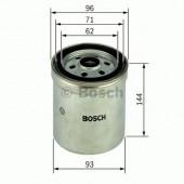 Bosch 1457434407 фильтр топливный