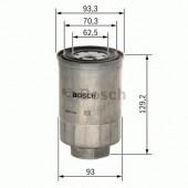 Bosch 1457434438 фильтр топливный