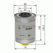 Bosch 1457434447 фильтр топливный
