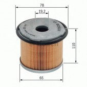 Bosch F 026 402 007 фильтр топливный