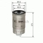Bosch F 026 402 013 фильтр топливный
