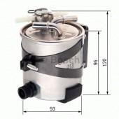 Bosch F 026 402 016 фильтр топливный