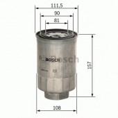 Bosch F 026 402 025 фильтр топливный