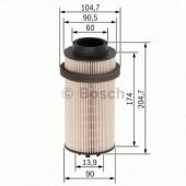 Bosch F 026 402 033 фильтр топливный