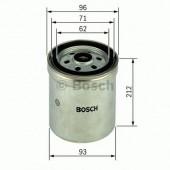 Bosch F 026 402 035 фильтр топливный