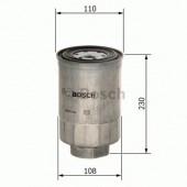 Bosch F 026 402 038 фильтр топливный