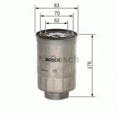 Bosch F 026 402 071 фильтр топливный