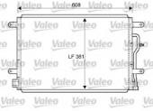 Valeo 818190 Радиатор кондиционера