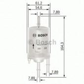 Bosch F 026 403 008 фильтр топливный