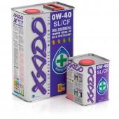 XADO Масло моторное Atomic OIL 0W-40 SL/CF