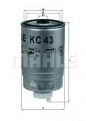 MAHLE KC 43 фильтр топливный