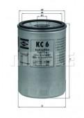 MAHLE KC 6 фильтр топливный
