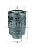 MAHLE KC 67 фильтр топливный