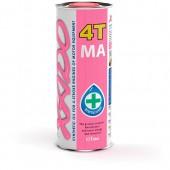 Xado Atomic OIL 4T MA 10W-60 Синтетическое масло 4Т двигателей для мототехники