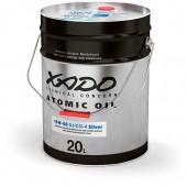 XADO Масло моторное Atomic OIL 15W-40 CG-4/SJ Silver