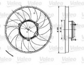 Valeo 696083 Вентилятор охлаждения радиатора