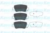 KAVO PARTS KBP-9107 Тормозные колодки дисковые