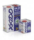 XADO ����� �������� Atomic OIL 5W-50 SL/CF