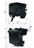 MAHLE KL 431D фильтр топливный