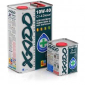 XADO Моторное масло Atomic Oil 10W-40 CI-4 Diesel