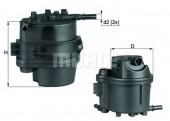MAHLE KL 777D фильтр топливный