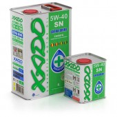XADO Моторное масло ATOMIC OIL 5W-40 SN