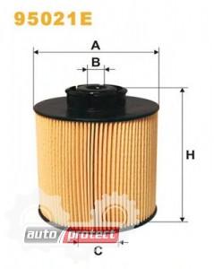 Фото 1 - WIX 95021E фильтр топливный