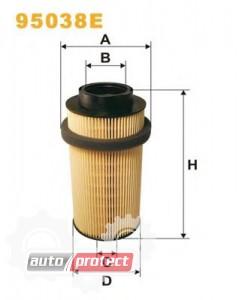 Фото 1 - WIX 95038E фильтр топливный